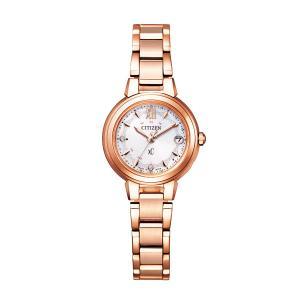 CITIZEN XC シチズン ソーラー電波 腕時計 レディース クロスシー 2020年11月発売 ES9432-59W 70,0|blessyou