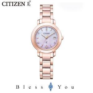 クロスシー hikari 限定モデル ソーラー 電波 女性 腕時計 エコドライブ CITIZEN  xC ES9444-50Y 120,0 2020年4月 シチズン モデル|blessyou