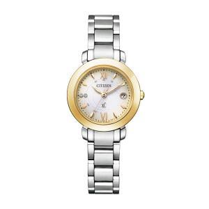 シチズン ソーラー電波 腕時計 レディース クロスシー  限定モデル 2021年4月 ES9447-51A 100,0|blessyou
