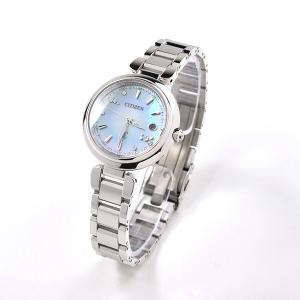 CITIZEN XC シチズン ソーラー電波 腕時計 mizu collection レディース クロスシー 2020年11月発売 ES9461-51W 120,0|blessyou
