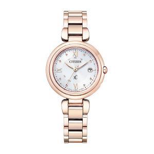 クロスシー 限定モデル ソーラー 電波 女性 腕時計 エコドライブ CITIZEN  xC ES9464-52A 79,0 2020年10月8日発売 シチズン 記念品 名入れ|blessyou