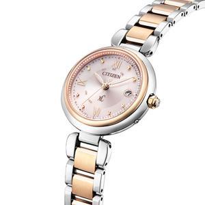 クロスシー 限定モデル ソーラー 電波 女性 腕時計 エコドライブ CITIZEN   xC ES9465-50W 90,0 2020年10月8日発売 シチズン|blessyou