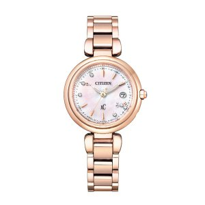 CITIZEN XC シチズン ソーラー電波 腕時計 mizu collection レディース クロスシー 2020年11月発売 ES9467-54W 120,0|blessyou