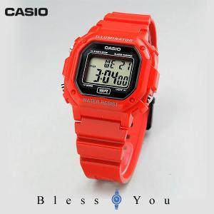 カシオ 腕時計 メンズ スタンダード チプカシ 限定 F-108WHC-4AJF 3000|blessyou