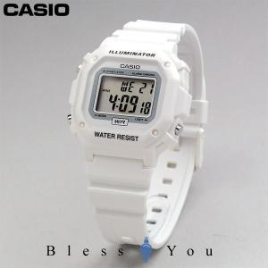 P10倍+14% カシオ 腕時計 メンズ スタンダード ホワイト F-108WHC-7BJF 3000|blessyou