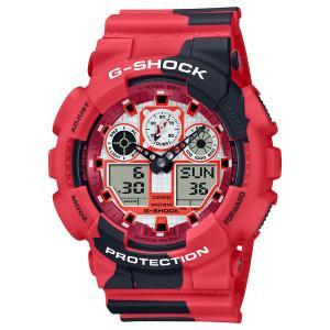 G-SHOCK Gショック 腕時計 メンズ CASIO カシオ 2021年6月 GA-100JK-4AJR 18,0|blessyou