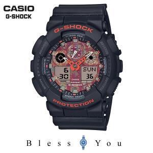 メンズ腕時計 カシオ 腕時計 メンズ Gショック 京もみじ 2019年9月新作 GA-100TAL-1AJR 17000|blessyou