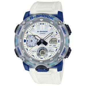 G-SHOCK Gショック 腕時計 メンズ CASIO カシオ 2021年5月 カーボンコアガード GA-2000HC-7AJF 16,0|blessyou