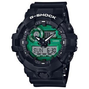 G-SHOCK Gショック 腕時計 メンズ CASIO カシオ 2021年4月 GA-700MG-1AJF 16,5|blessyou