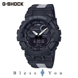 CASIO G-SHOCK カシオ ソーラー電波 腕時計 メンズ Gショック 2019年11月新作 G-SQUAD GBA-800LU-1AJF 17,5|blessyou