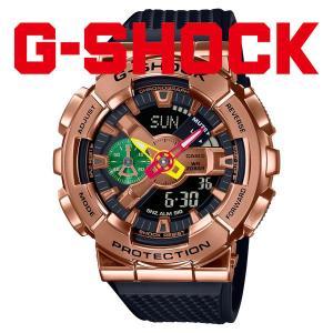 【あすつく】G-SHOCK Gショック 腕時計 メンズ CASIO カシオ 2021年9月 GM-110RH-1AJR 43.0 blessyou