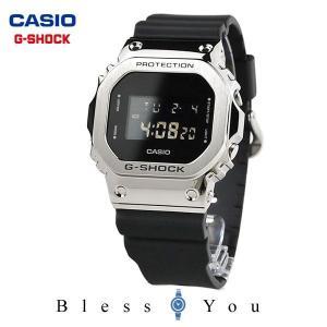 カシオ gショック G-SHOCK 腕時計 メンズ メタルベゼル 2019年9月 GM-5600-1JF 22000|blessyou