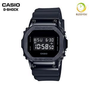 カシオ gショック G-SHOCK 腕時計 メンズ メタルベゼル 2019年9月 GM-5600B-1JF 24000 blessyou