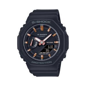 カシオ gショック G-SHOCK 腕時計 メンズ 2021年3月 GMA-S2100-1AJF 13,5 正規品 キャンプ キャンパー アウトドア ファッション GA-2100のミッドサイズ|blessyou