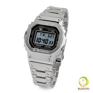 国内正規品  カシオ gショック 電波ソーラー G-SHOCK 腕時計 メンズ 2018年4月 GMW-B5000D-1JF 60|blessyou