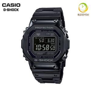 カシオ gショック 電波ソーラー G-SHOCK 腕時計 メンズ 2018年9月 GMW-B5000GD-1JF 68000|blessyou