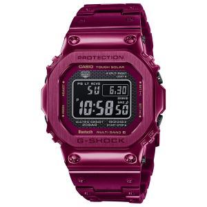 G-SHOCK Gショック ソーラー電波 腕時計 メンズ CASIO カシオ 2021年1月 GMW-B5000RD-4JF 70,0|blessyou