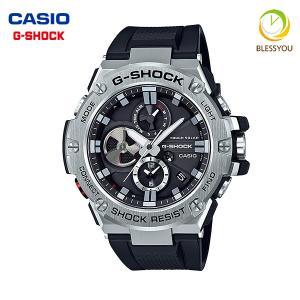 P最大29倍  [2017年9月新作] カシオ Gショック メンズ 腕時計 タフソーラ― GST-B100-1AJF 50,0|blessyou