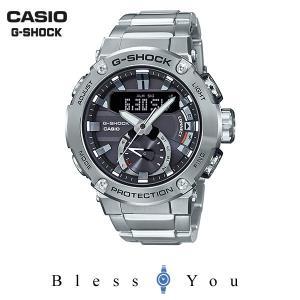 カシオ ソーラー 腕時計 メンズ Gショック 2019年5月 G-STEEL カーボンコアガード GST-B200D-1AJF 50000|blessyou