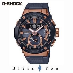 カシオ ソーラー 腕時計 メンズ Gショック 2019年10月新作 G-STEEL GST-B200G-2AJF 51,0|blessyou