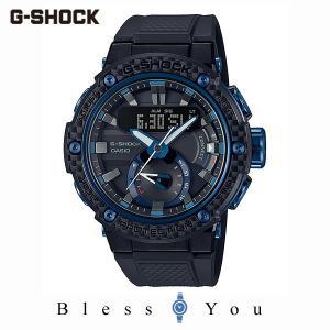 カシオ ソーラー 腕時計 メンズ Gショック 2019年10月新作 G-STEEL GST-B200X-1A2JF 83,0|blessyou