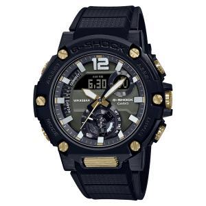 G-SHOCK Gショック ソーラー 腕時計 メンズ CASIO カシオ 2021年1月 G-STEEL GST-B300B-1AJF 49,0|blessyou