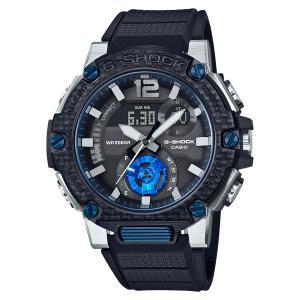 G-SHOCK Gショック ソーラー 腕時計 メンズ CASIO カシオ 2021年1月 G-STEEL GST-B300XA-1AJF 77,0|blessyou