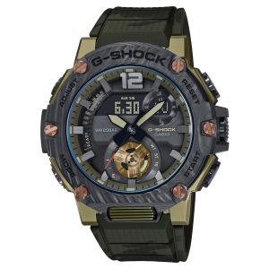 G-SHOCK Gショック ソーラー 腕時計 メンズ CASIO カシオ 2021年1月 G-STEEL GST-B300XB-1A3JF 83,0|blessyou
