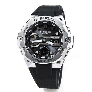 G-SHOCK Gショック ソーラー 腕時計 メンズ CASIO カシオ 2021年5月 G-STEEL GST-B400-1AJF 45,0|blessyou