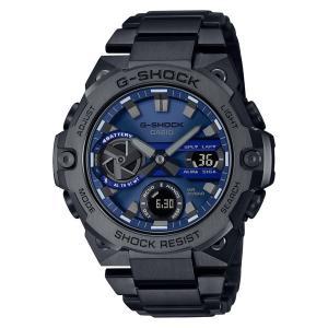 G-SHOCK Gショック ソーラー 腕時計 メンズ CASIO カシオ 2021年5月 G-STEEL GST-B400BD-1A2JF 62,0|blessyou