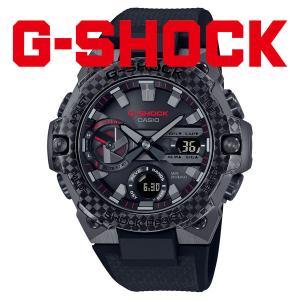 G-SHOCK Gショック ソーラー 腕時計 メンズ CASIO カシオ 2021年9月 G-STEEL GST-B400X-1A4JF 54,0 blessyou