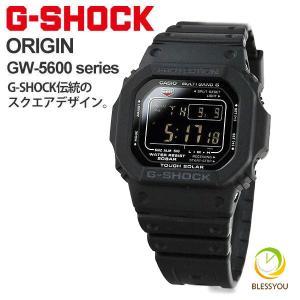 ミリタリー カシオ G-SHOCK gショック 電波ソーラー ORIGIN 5610 腕時計 メンズ 2021年7月 GW-M5610U-1BJF メンズウォッチ  20000 B10TCH blessyou