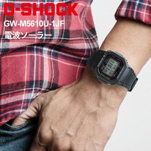 ミリタリー カシオ G-SHOCK gショック 電波ソーラー ORIGIN 5610 腕時計 メンズ 2021年7月 GW-M5610U-1JF メンズウォッチ  20000 B10TCH blessyou