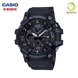 メンズ腕時計 カシオ ソーラー電波 腕時計 メンズ Gショック GWG-100-1AJF 45000 blessyou