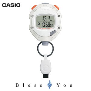 新品お取り寄せ ストップウオッチ  1/1000秒、ラップ/スプリットを最大100本メモリー、カシオ HS-70W-8JH|blessyou
