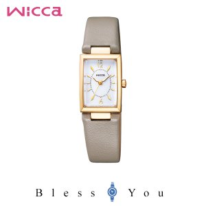 CITIZEN wicca シチズン ソーラー 腕時計 レディース ウィッカ KF7-520-10 19,0|blessyou