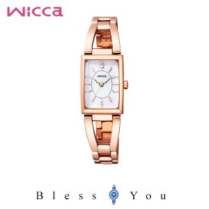 CITIZEN wicca シチズン ソーラー 腕時計 レディース ウィッカ KF7-562-11 24,0|blessyou