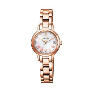 WICCA シチズン ソーラー 腕時計 レディース ウィッカ KH4-963-11 26,0|blessyou