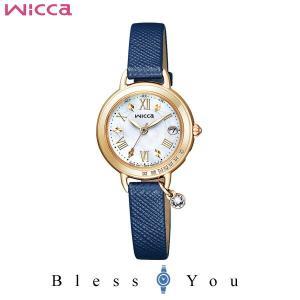 シチズン 電波ソーラー 腕時計 レディース ウィッカ KL0-821-10 37,0 blessyou