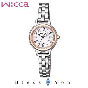 シチズン ソーラー 腕時計 レディース ウィッカ KP3-619-11 17,0 blessyou
