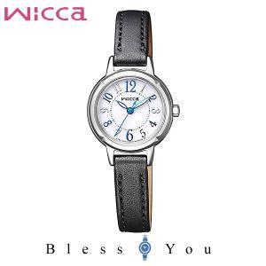 シチズン ソーラー 腕時計 レディース ウィッカ KP3-619-12 13,0 blessyou