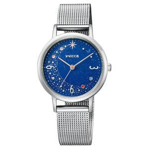CITIZEN wicca シチズン ソーラー 腕時計 レディース ウィッカ 2020年11月発売 KP5-417-71 30,0|blessyou