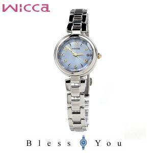 CITIZEN wicca シチズン ソーラー電波 腕時計 レディース ウィッカ 2020年2月発売 KS1-511-91 33,0 blessyou