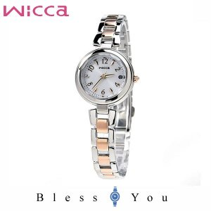 CITIZEN wicca シチズン ソーラー電波 腕時計 レディース ウィッカ 2020年2月発売 KS1-538-11 37,0 blessyou