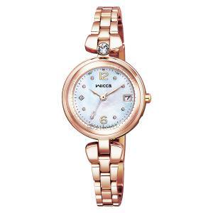 CITIZEN wicca シチズン ソーラー電波 腕時計 レディース ウィッカ 2020年11月発売 KS1-660-91 38,0|blessyou