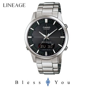 ソーラー 電波時計 メンズ 腕時計 カシオ リニエージ LC...