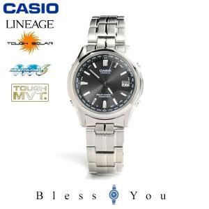 電波ソーラー腕時計 メンズ カシオ リニエージ メンズ 腕時計 LIW-T100TD-1AJF 34000|blessyou