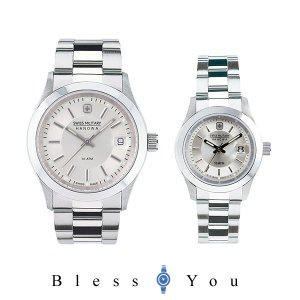 スイスミリタリー ペアウォッチ  WH & WH  エレガントプレミアム  ML286+ML324 腕時計|blessyou