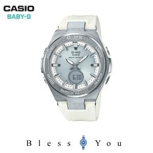 カシオ ソーラー電波 腕時計 レディース ベビーG 2018年6月 MSG-W200-7AJF 28,0|blessyou