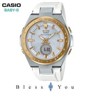 プレミアム会員10倍 カシオ ソーラー電波 腕時計 レディース ベビーG 2019年5月新作 25周年モデル 限定 MSG-W225-7AJR 33,0 blessyou